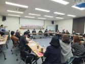 2020 시군중간지원조직 6차 센터장회의-농업농촌 당사자조직(5개)과 협력방안 모색