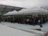 익산 산들강웅포 전북형관광거점마을 준공식