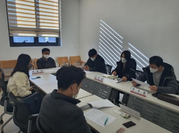 전북생생청년 육성 기획단 1차 회의